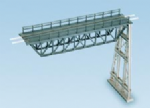 241 Ratio: TRACKSIDE ACCESSORIES  Steel Truss Span, with steel trestle
